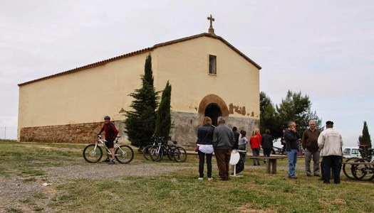 Ermita de Santa Creu i el Santuari de la Mare de Déu de la Creu